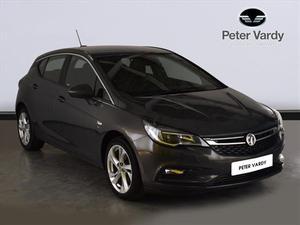 Vauxhall Astra 1.6T 16V 200 SRi 5dr