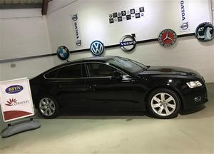 Audi A5 2.0 TDI 143 SE 5dr Multitronic