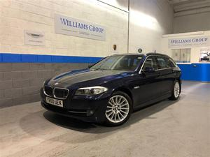 BMW 5 Series 520d SE 5dr Step Auto, (Pro Nav! 18in Alloys!