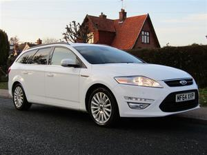 Ford Mondeo 2.0 TDCi ZETEC BUSINESS EDITION TURBO DIESEL