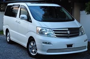 Toyota Alphard  LITRE V6, PETROL,  MILES,