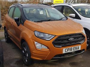 Ford EcoSport 1.0 EcoBoost 125 ST-Line 5dr Auto