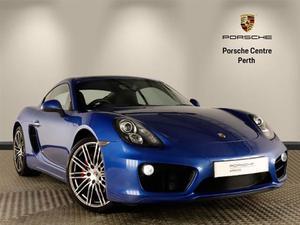 Porsche Cayman 3.4 S 2dr PDK