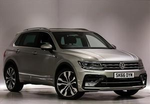 Volkswagen Tiguan 2.0 TDi BMT Motion R Line 5dr