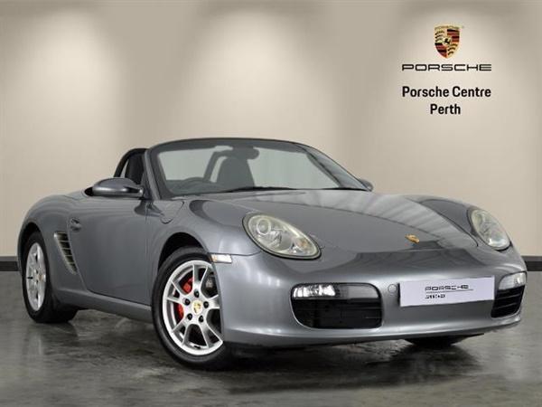 Porsche Boxster 2.7 2dr