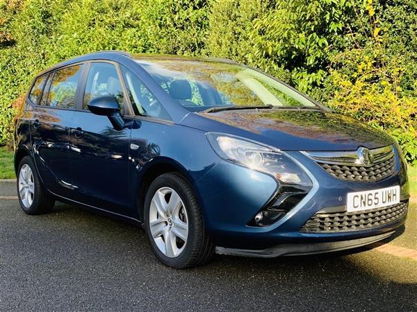 Vauxhall Zafira 1.4 I 16V TURBO EXCLUSIV 5DR | 7.9% APR