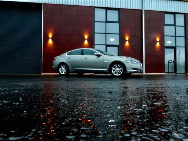 Jaguar XF 2.2d [200] command shift 8 speed Luxury 4dr Auto