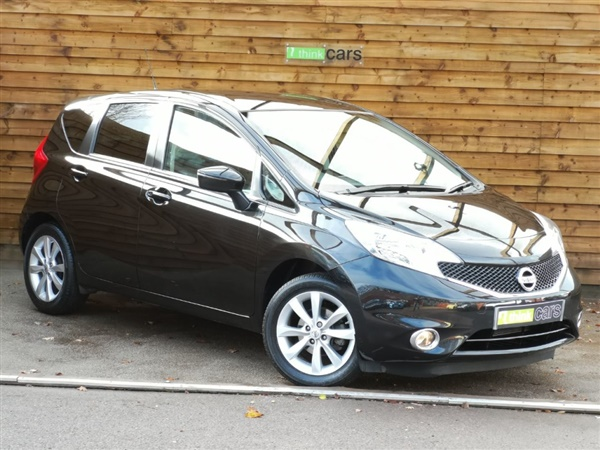 Nissan Note 1.2 DiG-S Acenta 5dr Auto ONE PRIVATE OWNER