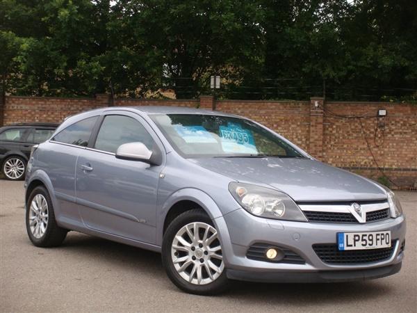 Vauxhall Astra 1.6 i 16v SRi Sport Hatch 3dr