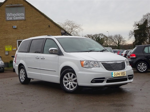 Chrysler Voyager Grand Voyager Limited Crd Auto