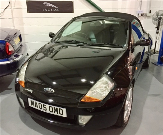 Ford Streetka 1.6i Luxury Convertible - Extremely Low Miles