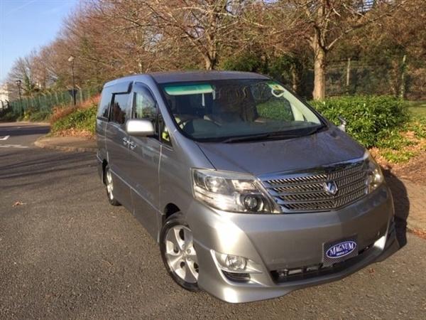 Toyota Alphard AS Prime Selection 2 Auto