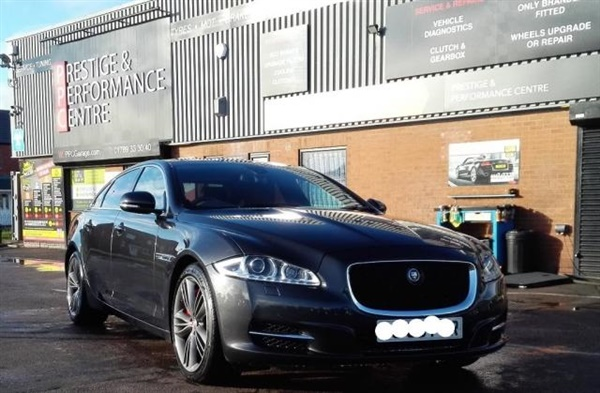 Jaguar XJ Series 5.0 V8 Supercharged Supersport 4dr Auto