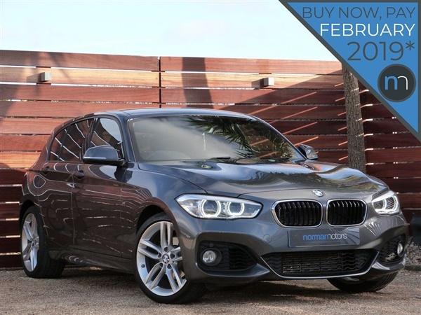 BMW 1 Series M SPORT Auto