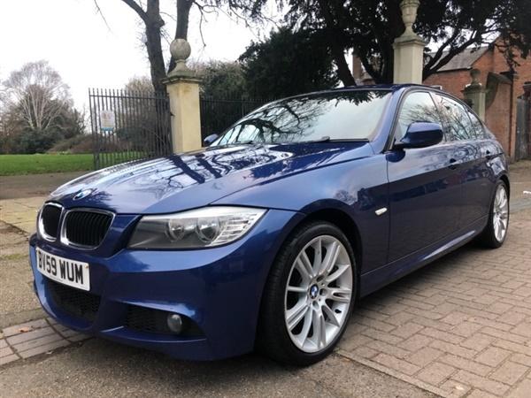 BMW 3 Series 318d M SPORT, Turbo Diesel, MOT, Service
