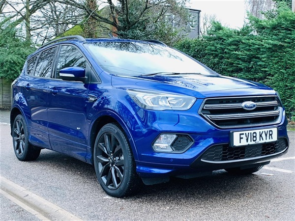 Ford Kuga 1.5 T ECOBOOST 182 ST-LINE X 5DR AUTOMATIC 4X4  