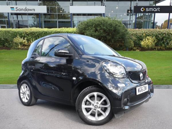 smart fortwo coupe PASSION Manual Coupe