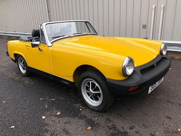 Mg Midget  CLASSIC SPORTS CAR WITH JUST 900 MILES FROM