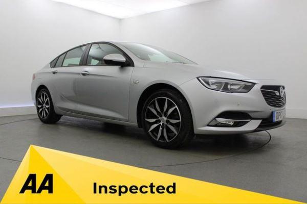 Vauxhall Insignia 1.5 GRAND SPORT DESIGN NAV 5d 163 BHP