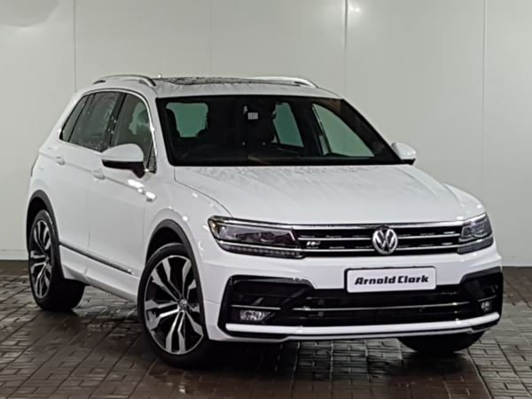 Volkswagen Tiguan 2.0 TDi BMT 150 R Line 5dr Estate