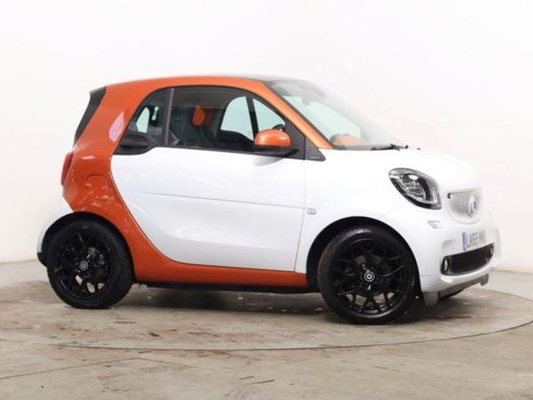 smart fortwo coupe 0.9 Turbo Edition 1 2dr City-Car Coupe