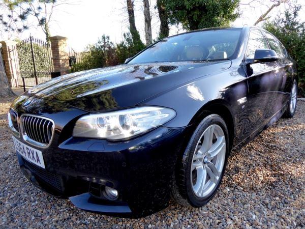 BMW 5 Series d M Sport 4dr Auto