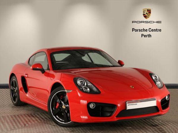 Porsche Cayman 3.4 S 2dr Coupe