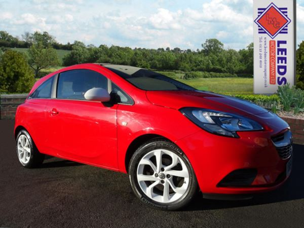 Vauxhall Corsa 1.2 Sting 1 OWNER + FULL SERVICE HISTORY
