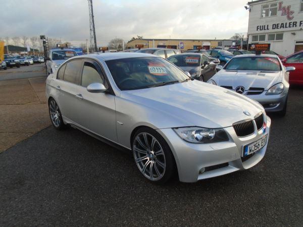 BMW 3 Series 330d M Sport Automatic saloon