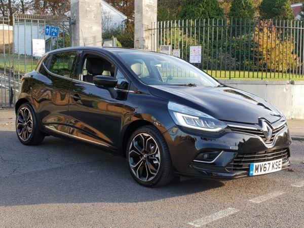 Renault Clio 1.2 TCE Dynamique S Nav 5dr Auto