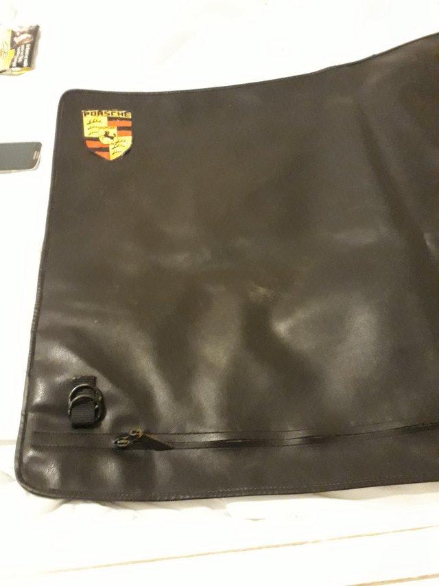 Porsche  sunroof bag