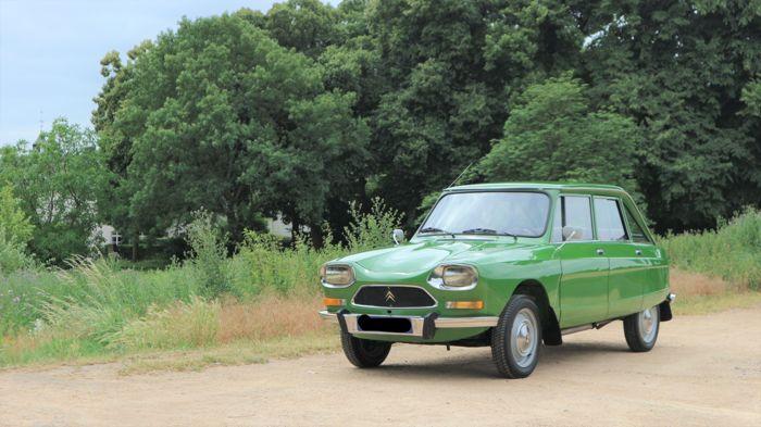 Citroën - Ami -