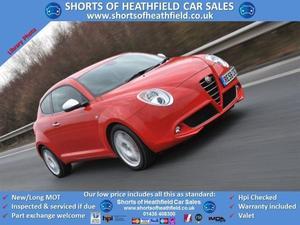 Alfa Romeo Mito  in Heathfield   Friday-Ad