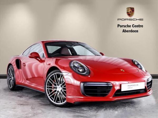 Porsche dr PDK Auto Coupe