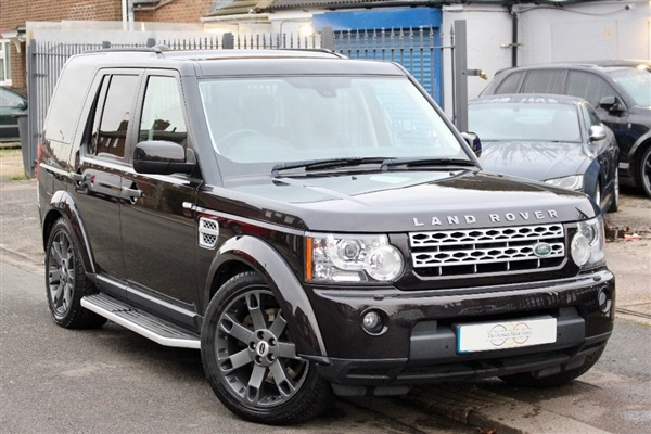 Land Rover Discovery 3.0 SD V6 HSE 5dr Auto