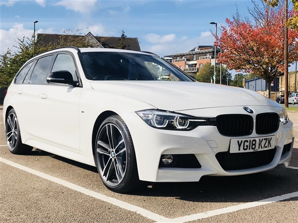 BMW 3 Series D M SPORT SHADOW EDITION TOURING SPORT