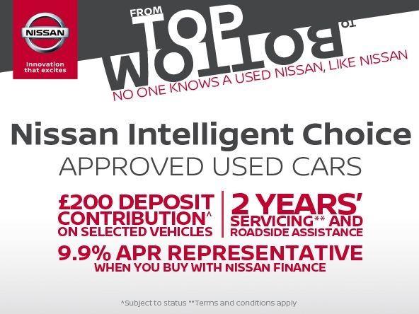 Nissan Note 1.2 Acenta Premium 5dr MPV