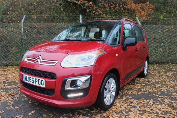 Citroen C3 Picasso 1.6 Edition Blue HDi Turbo Diesel 5DR