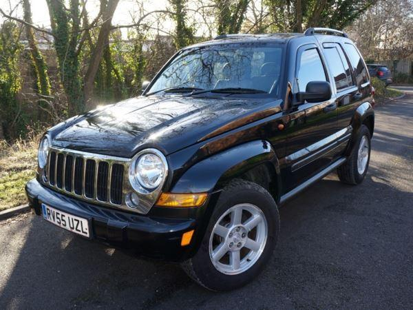 Jeep Cherokee 2.8 TD Limited 4x4 5dr Auto SUV