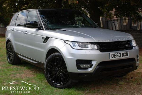 Land Rover Range Rover Sport 3.0 SDV6 HSE DYNAMIC AUTO [292