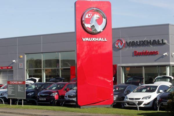 Vauxhall Insignia GRAND SPORT DESIGN NAV