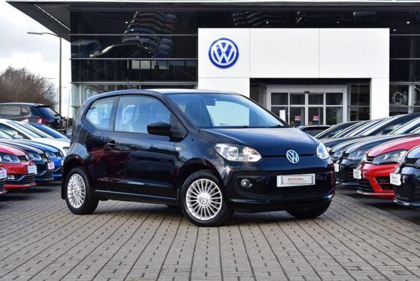 Volkswagen up! up! high up!  PS 5-speed manual 3 Door