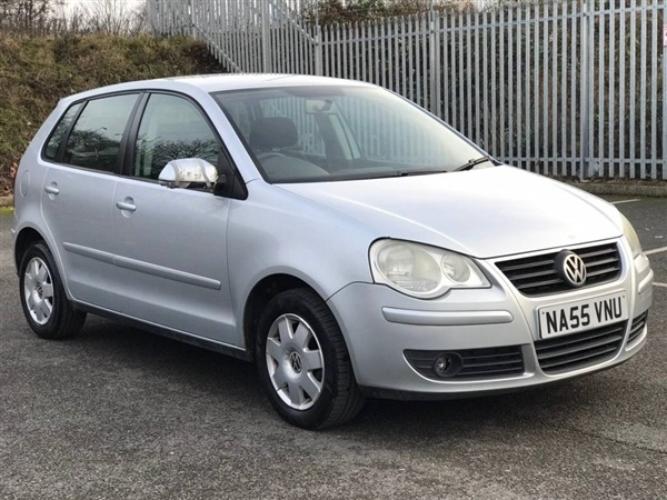 Volkswagen Polo 1.2 S 5dr