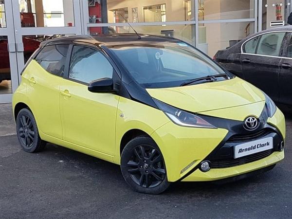 Toyota Aygo 1.0 VVT-i X-Cite 3 5dr