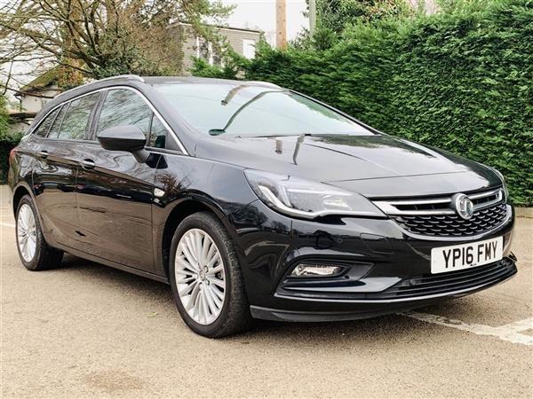 Vauxhall Astra 1.4 I TURBO 16V ELITE NAV SPORT TOURER (S/S)