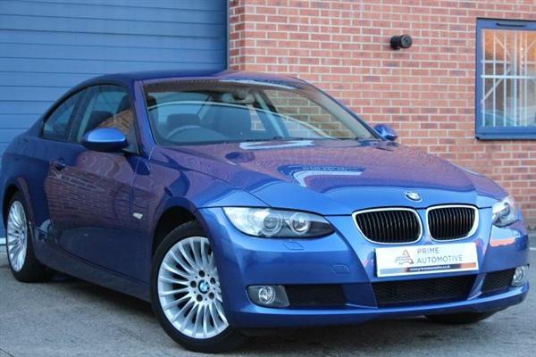 BMW 3 Series 320i SE 2dr