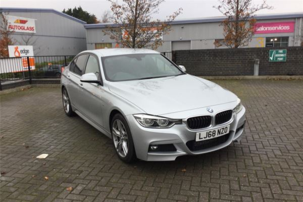 BMW 3 Series 320d M Sport 4dr Saloon