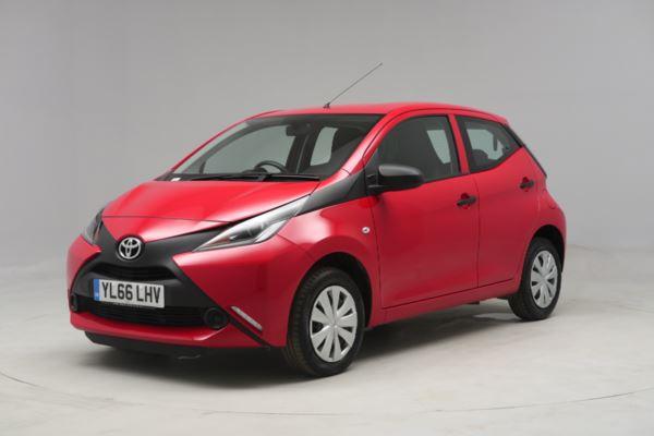 Toyota AYGO 1.0 VVT-i X 5dr - LED DAYTIME RUNNING LIGHTS -