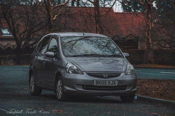 Honda Jazz DSI SE Auto