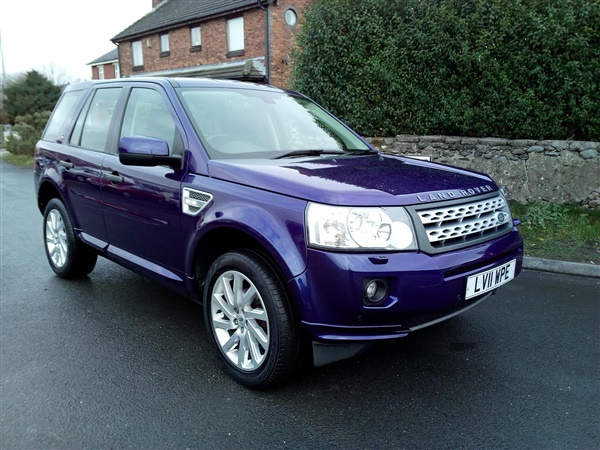 Land Rover Freelander 2.2 SD4 XS TURBO DIESEL AUTOMATIC -